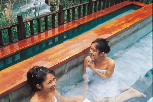 Wulai Hot Spring Bath Tour Packages